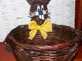 velikonoční zajíci a slípky
