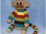 Pruhovaná opička