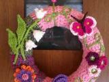 Jarní věnec na dveře neboli jarní pohlazení