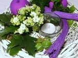 Jarní svícen