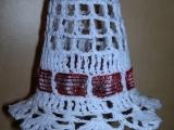 Vánoční háčkování - zvonečky