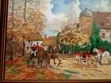 Hrady a podzimní lov