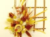 Rámeček žluto-červený