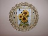hodiny slunečnice