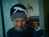Čepice pro velké kluky :-)