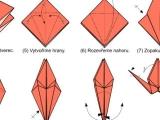 létající origami