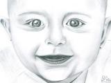 Kresba podle fotografie- Naty