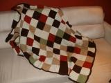 """""""Chumlací"""" deka v barvách podzimu"""