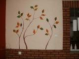 Malůvky na zdi