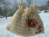 Zimní zateplená taška