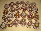 Zdobené velikonoční perníčky