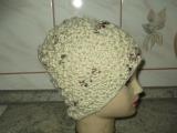 háčkované moderní čapky