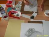 Kreslení pravou mozkovou hemisférou