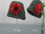 Parádní oblečky,čepičky kloboučky pro malé človíčky