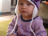Zimní souprava (čepice,nákrčník,rukavičky)