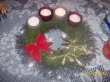 Vánoční věnečky