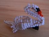 3D zvířátka z korálků