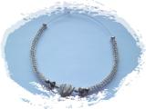 Drátovaný náhrdelník