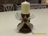 vánoční svícínek