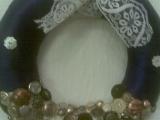 Věneček-s knoflíky