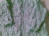 zelený svetřík