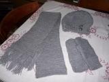 Houmlesačka,šála a rukavice