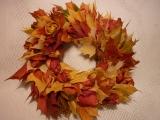 kytičky a  věnečky z javorových listů