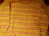 barevný dětský svetřík