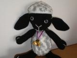 Ovečka s kapucí