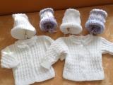 Pro dvojčata- vnučky