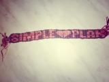 Náramek skupiny Simple Plan