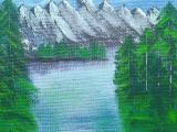 Hory u jezera