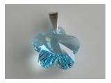 Modrá kytička
