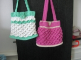 kabelky pro  malé parádnice