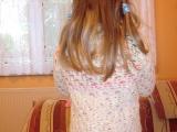 Lehký svetřík na léto