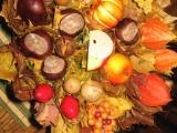 podzimní dekorace od Nadi