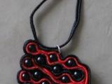 Prýmkování - aneb šití  šperků ze sutašek