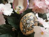 Jarní velikonoční košík+ vláček