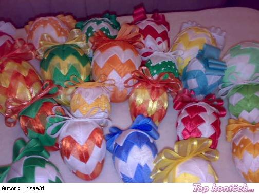 mašličková vajíčka