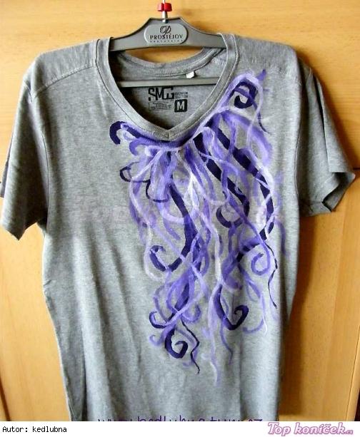 Malovani Na Textil Tvoreni S Detmi Rucni Prace Siti Kresleni