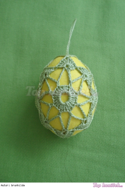 Vajíčko zelené
