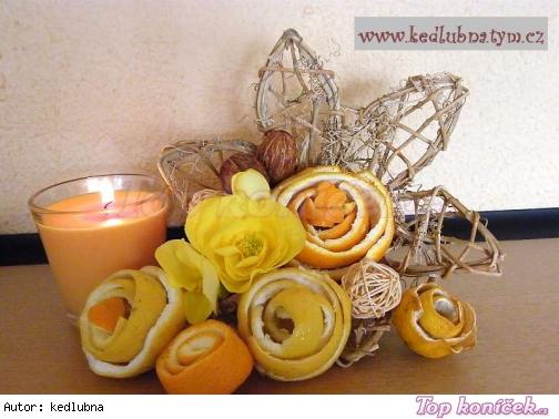 voňavá dekorace