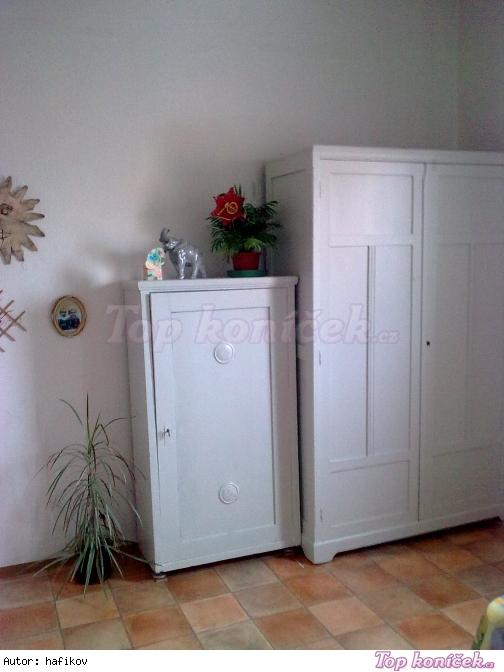 Úprava strého nábytku-recyklace