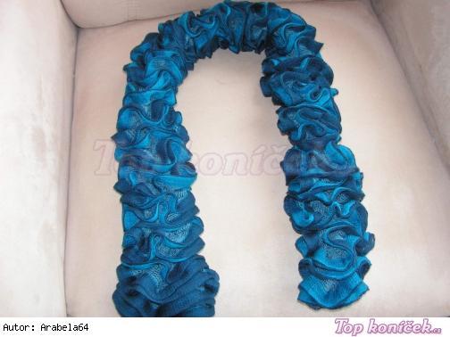 pletená šálka TRIO