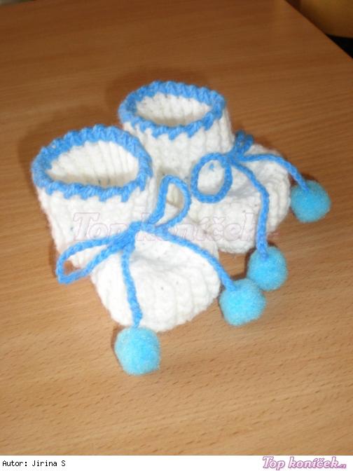 Bačkůrky pro miminka