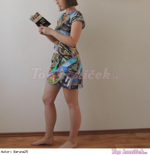 ... Jak si ušít doma jednoduché, ale krásné letní šaty
